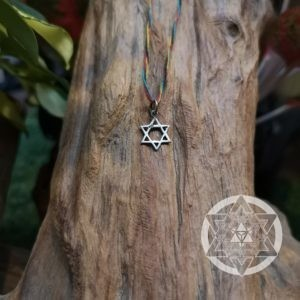 Star of David Pendant (Small)