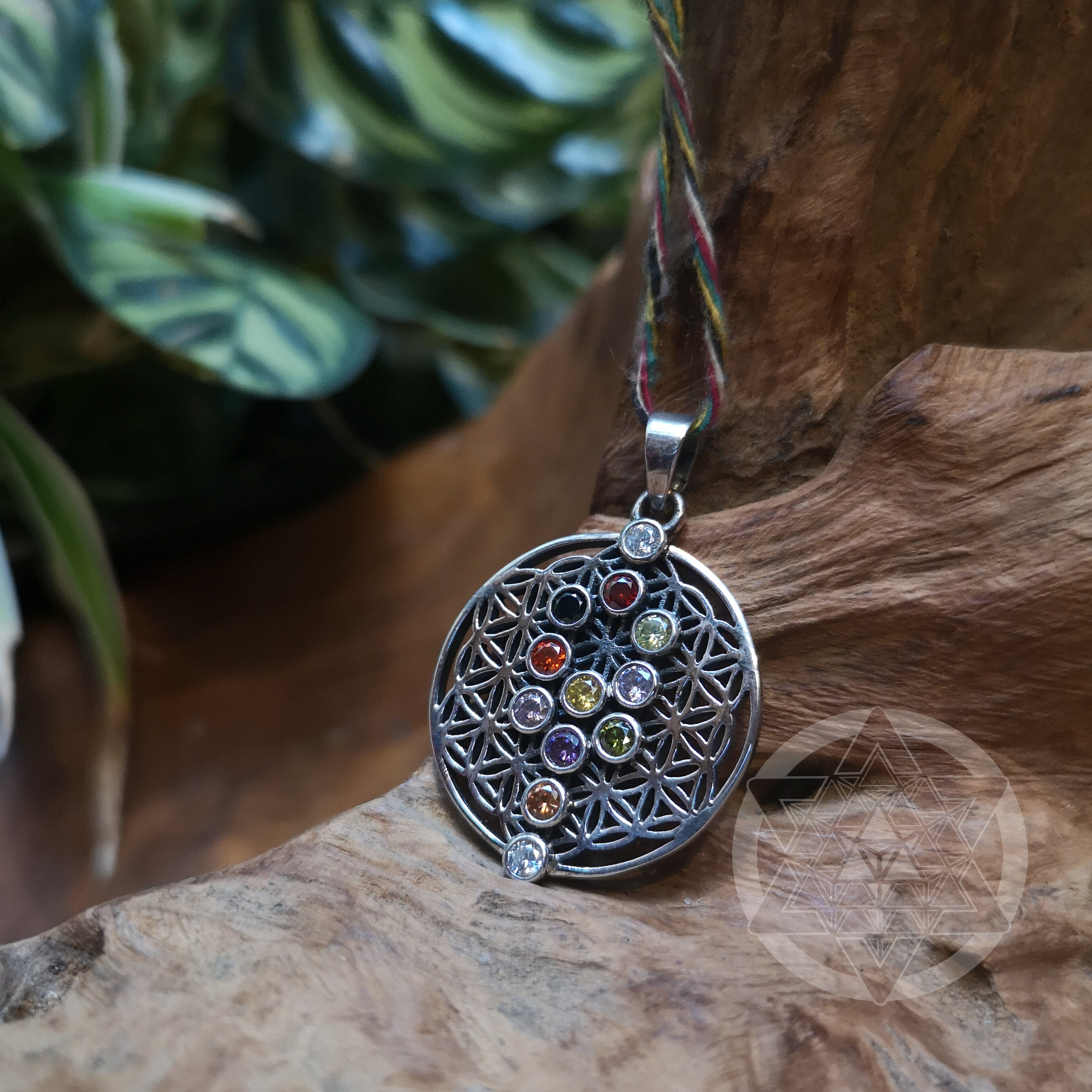 Flower Of Life Reversible Kabbalah Tree Of Life Pendant Athma Soulutions In transformational kabbalah the tree of life is used as a pragmatic tool for seeing how and why things, people, and events manifest the sefirot of the tree of life. athma soulutions