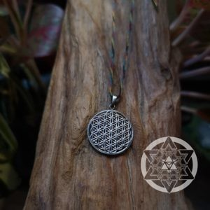 Flower of Life Pendant (Small)