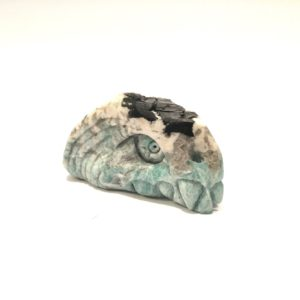 Amazonite Dragon Skull for Inner Truth & Harmonizing Heart's Coherence