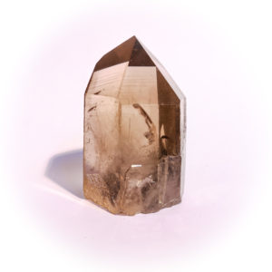 Gold Rutilated Smokey Quartz
